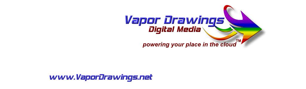 Vapor Drawings Digital Media Affordable Website Design Application Programming